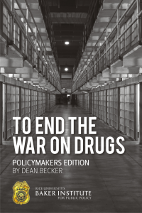 Cover: To End the War on Drugs